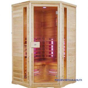 Phòng xông khô 001