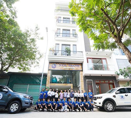 Giới thiệu doanh nghiệp Nam Thành
