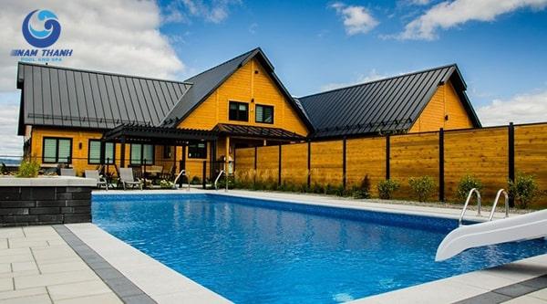 Chi phí xây dựng bể bơi - Ảnh 1