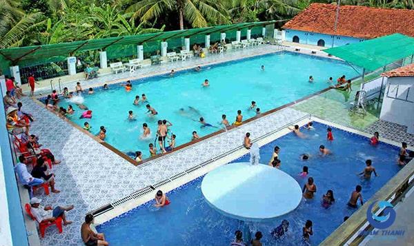 Chi phí xây dựng bể bơi - Ảnh 3