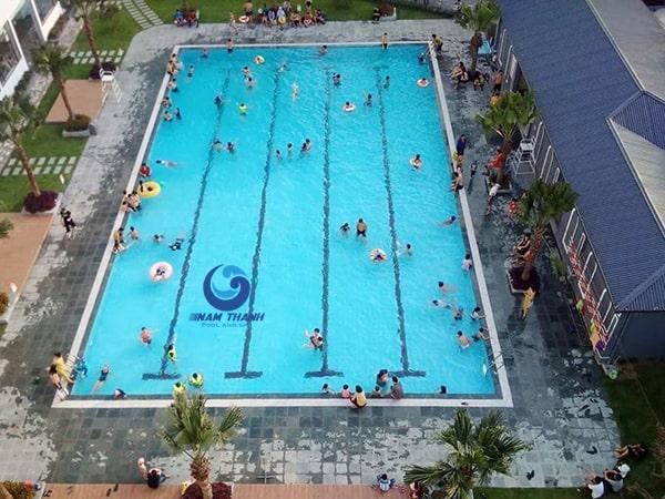 Chi phí xây dựng bể bơi - Ảnh 4
