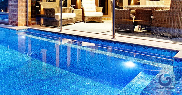 Công ty thi công bể bơi chuyên nghiệp - Ảnh 3