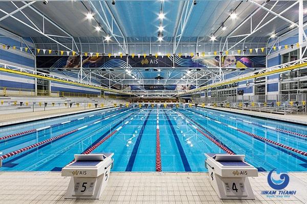 Công ty thi công bể bơi chuyên nghiệp - Ảnh 4