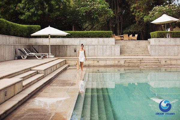 Quy trình thi công bể bơi - Ảnh 4