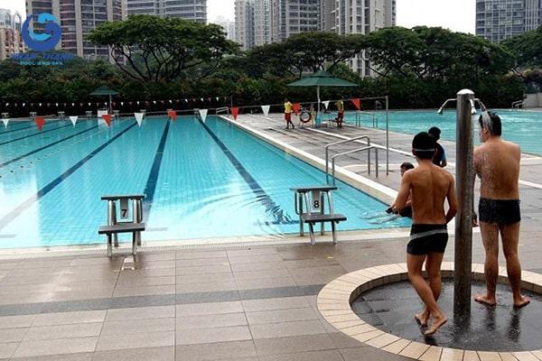 Thiết kế bể bơi công cộng - Ảnh 4