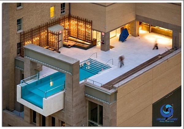 Thiết kế bể bơi ngoài trời - Ảnh 4