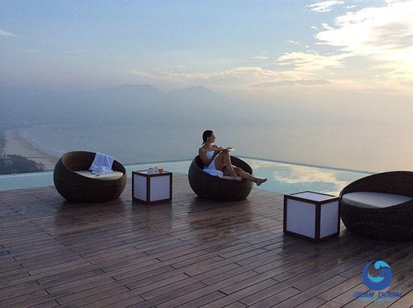 Thiết kế bể bơi trên sân thượng - Ảnh 9