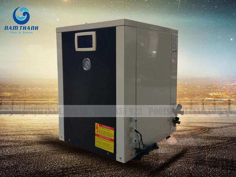 máy bơm nhiệt bể bơi bằng tia khí nén yaeb2